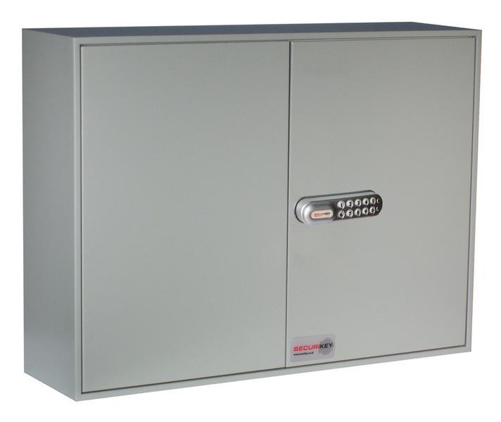 system cabinets for 600 keys securikey. Black Bedroom Furniture Sets. Home Design Ideas