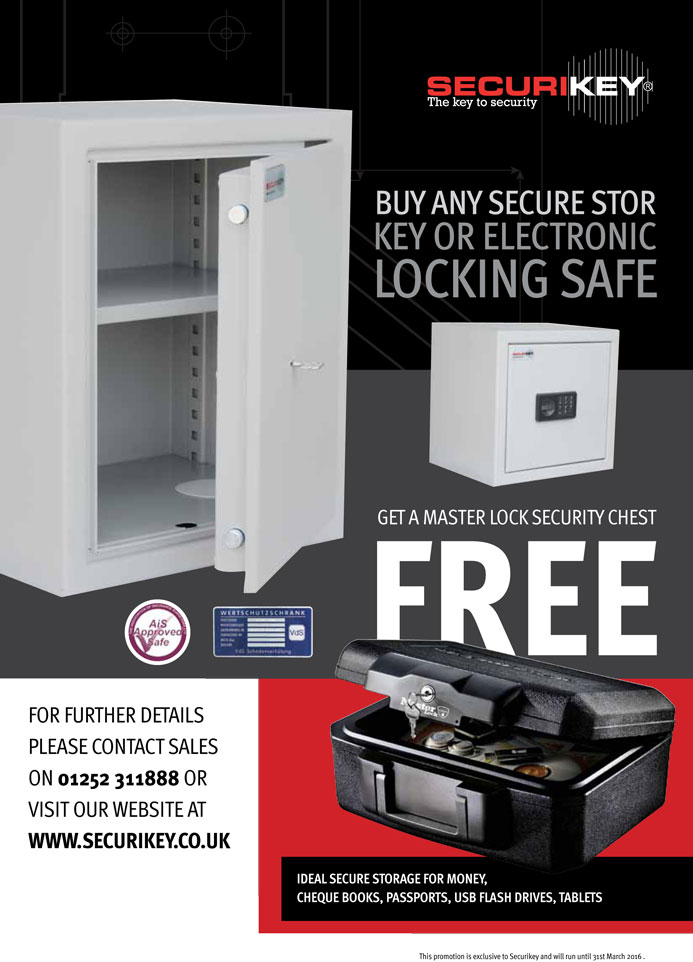 Secure Stor Promo