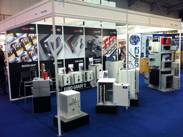 Securikey Stand MLA Expo 2015