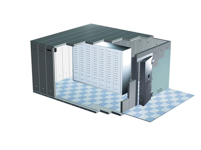 Modulprim modular vault